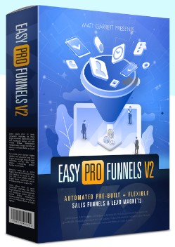 Easy Pro Funnels V2 By Matt Garrett Review