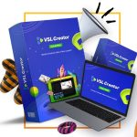 VSLCreator By Brett Ingram & Mo Latif Review – World's Fastest Sales Video Creator. The World's First, ALL-IN-ONE Platform To Combine FILL-IN-THE-BLANK Scripts And Studio Quality Video Creation In Minutes … WITHOUT Prior Skills Or Experience Needed!