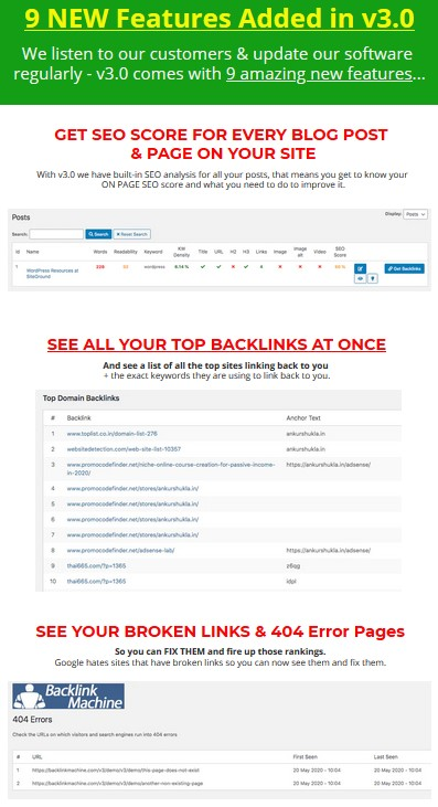 Backlink Machine v3 By Ankur Shukla Review