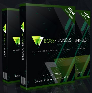 BossFunnels By Al Cheeseman, David Kirby & Billy Darr Review