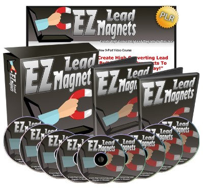 EZ Lead Magnets PLR By Jason Oickle Review