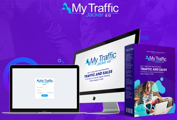 MyTrafficJacker 2.0 By Joshua Zamora Review