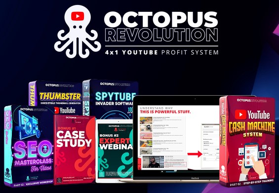 Octopus Revolution By Tom Yevsikov & Gaurab Borah Review