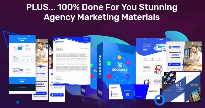 SociCake AGENCY By Mario Brown Review