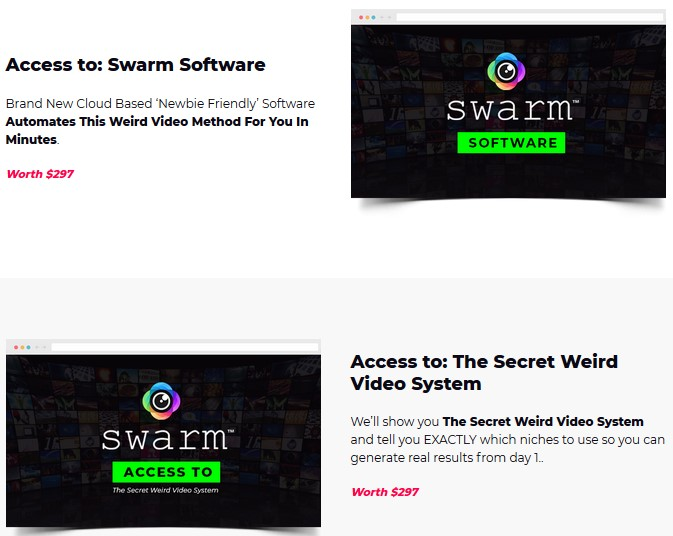 Swarm By Venkata Ramana Review