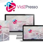 VidZPresso By Mosh Bari Review – Push-Button, Revolutionary Software Allows You To… generate Unlimited FREE Traffic and Get Hot Leads, Subscribers… And Massive Commissions Automatically!