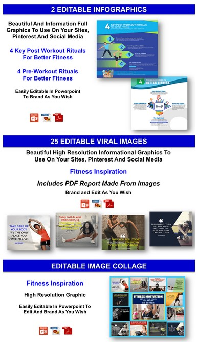 Your Healthiest Lifestyle 101: Fitness, Nutrition And Sleep 300+ Piece PLR Pack By JR Lang Review