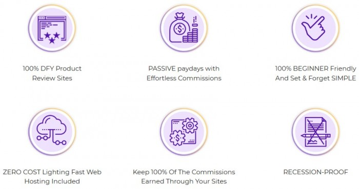 1 Page Commissions App By Andrew Darius Review