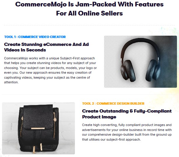 CommerceMojo By Rohit Shah Review