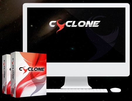 Cyclone By Mark Bishop & venkata Ramana Review