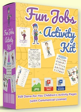Fun Jobs Activity Kit By Pixelcrafter Review