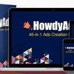 HowdyAds By Reshu Singhal Review – Get 45-in-1 Ads Suite That Allows You To Create CONVERTING Advertisements FAST & EASY