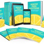 Immune Food Solutions PLR By Yu Shaun Review – Brand New Immune Food Solutions Blueprint + Complete Sales Funnel and Promotional Materials with Private Label Rights