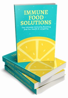 Immune Food Solutions PLR By Yu Shaun Review