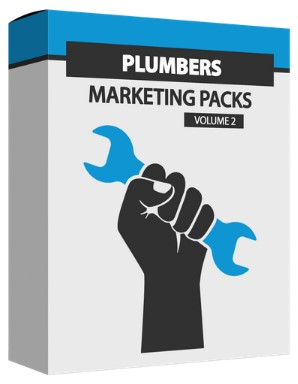 Plumbers Marketing Packs Volume 2 By Simon Lim Review