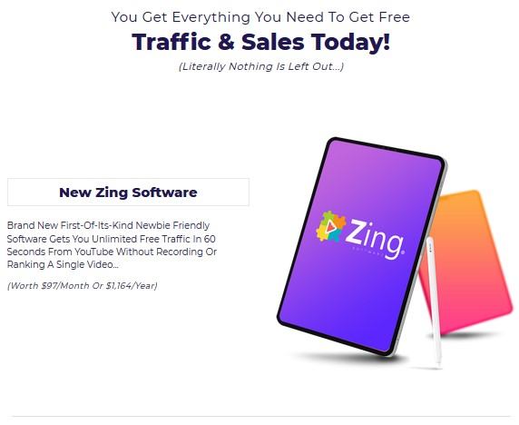 ZING By Billy Darr Review