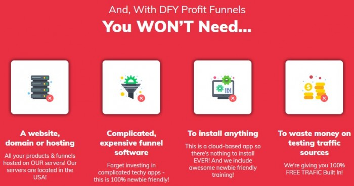 DFY Profit Funnels By Glynn Kosky Review