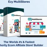 Ezy MultiStores By Victory Akpos Review – Worlds #1 Ecom Affiliate Store Builder. World's 1st Complete Set-N-Forget System Allows You To Make Pure Profits Every Single Minute