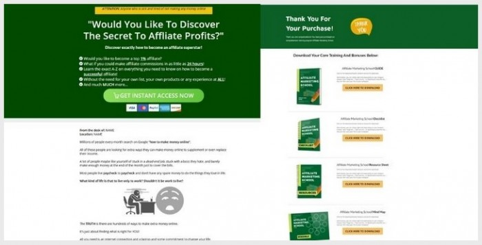 Affiliate Marketing School [PLR] By Raj Sidhu Review