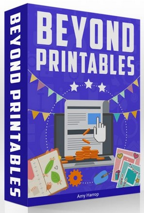 Beyond Printables By Amy Harrop Review