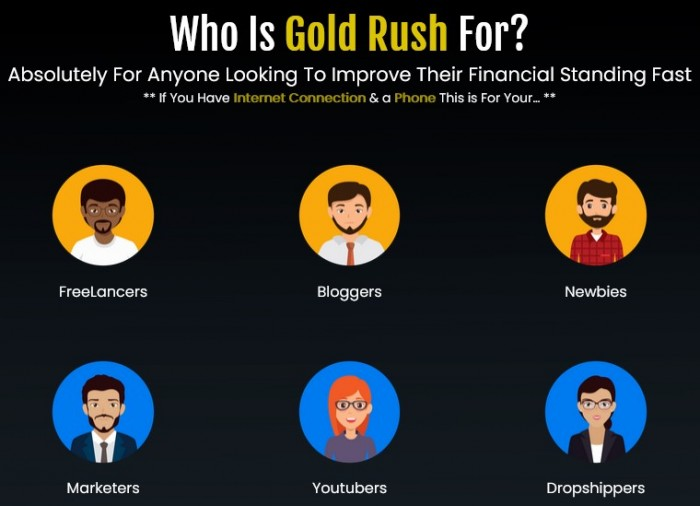 Gold Rush By Sasha Ilic Review