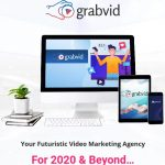GrabVid By Neil Napier Review – Your Futuristic Video Marketing Agency For 2020 & Beyond… Translate, Add Captions and Snatch Royalty-Free Content From YouTube For Fast Video Creation