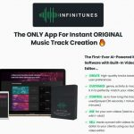 Infinitunes By Brad Stephens Review – Brand New AI Platform Creates 100% Unique & Premium-Sounding Music Tracks For Your Videos with Unlimited Usage Rights