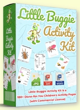 Little Buggie Activity Kit By Pixelcrafter Review