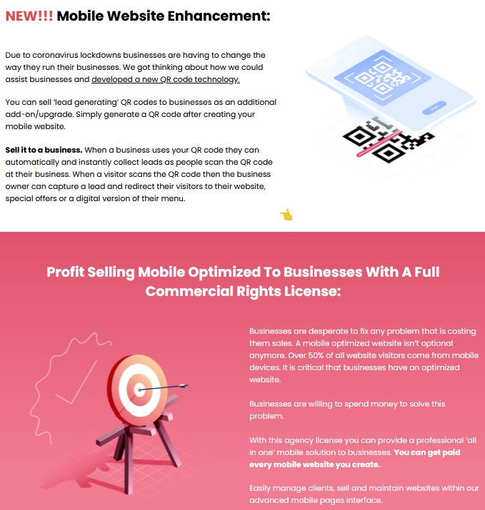 Mobile Pages Agency by AdSightPro By Neil Shah & Sam Bakker Review
