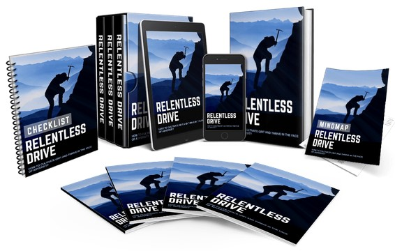 Relentless Drive PLR By Yu Shaun Review