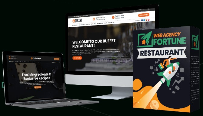 Web Agency Fortune Restaurant Edition By Dawn Vu Review