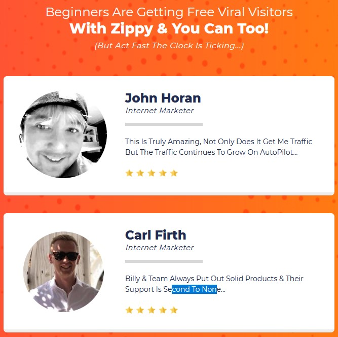 Zippy By Billy Darr Review