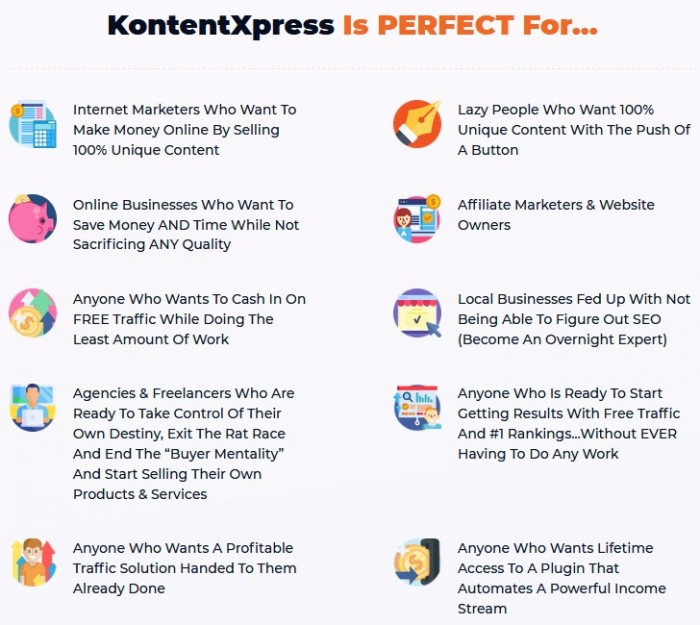 KontentXpress By OJ James Review
