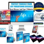 Protect Yourself From Life Threatening Diseases: Heart Disease And Type 2 Diabetes PLR Pack By JR Lang Review – Brand New Never Sold Before Protect Yourself From Life Threatening Diseases Heart Disease And Type 2 Diabetes Giant Content Pack With Private Label Rights