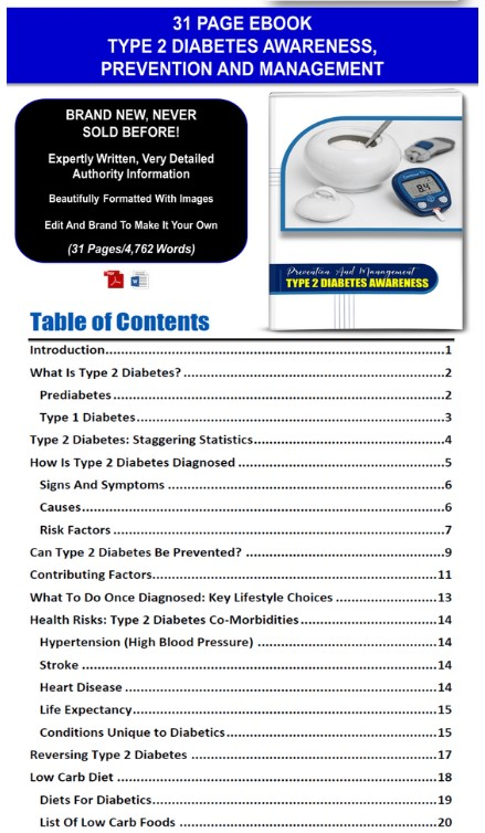 Protect Yourself From Life Threatening Diseases: Heart Disease And Type 2 Diabetes PLR Pack By JR Lang Review