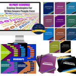 10 Part Ecourse: Coping Strategies For 10 Key Issues People Face PLR Pack By JR Lang Review – Brand New 10 Part Ecourse Coping Strategies For 10 Key Issues People Face Giant Content Pack With Private Label Rights