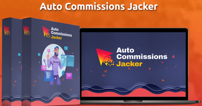 Auto Commissions Jacker By Victory Akpos Review