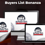 Buyers List Bonanza By John Newman Review – Revealed: Copy & Paste Your Way To MULTIPLE Passive Income Streams… Having A Profitable Buyers List That Pays You Over & Over Is Now Easier Than Ever