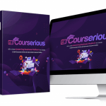 Courserious By Vikram Firelaunchers Review – Brand-New, Revolutionary eLearning Platform That Lets You Create & Sell Unlimited Courses Online With Just A Few Clicks!!!