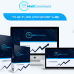 MailConversio By Ifiok Nkem Review – The All-In-One Email Booster Suite That Turns EVERY Email Broadcast Into A Profit Pulling Machine Using Interactive Videos, Graphics And Polls
