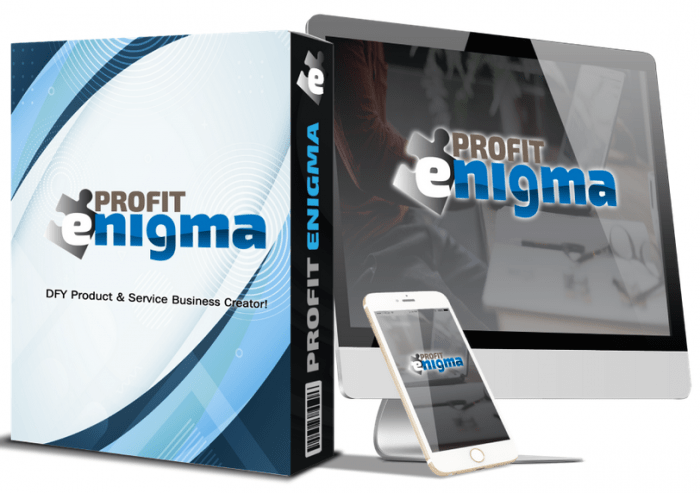 ProfitEnigma By Mike Mckay Review