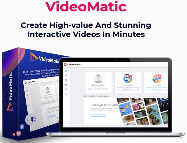 VideoMatic By Victory Akpos Review