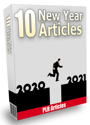 10 New Year 2021 PLR Articles By Jason Oickle Review