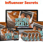 Influencer Secrets PLR By Sajan Elanthoor Review – Get 100% Done For You Sales Funnel And Top-Quality Product Makes It Easy To Profit With A Few Clicks