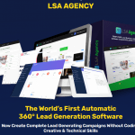 LSA Agency Premium By Victory Akpos Review – Get The World's First Full Blown 3-In-1 Local Lead Generation App & Fastest 'Lead Page' Builder With Built-In Never-Seen-Before Underground Google LSA Video Training