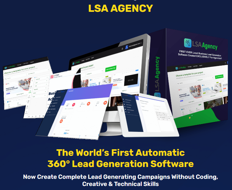 LSA Agency Premium By Victory Akpos Review