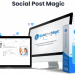 Social Post Magic By Walt Bayliss GoJeo Review – Get An Entire Social Media Management Team Working For You On Autopilot. Create A Whole Year Of Content In Just An Hour And Generate A Month's FREE Traffic In Just Minutes… With The Easiest Automated Social Media Management Platform You'll Ever Own