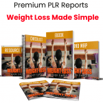 Weight Loss Made Simple Premium PLR Reports By Kevin Fahey Review – This Is Your Chance To Have Your Very Own High Converting Offer In One Of The Hottest Industries Out There! Brought To You By A Leading Nutrition and Health Consultant, Trainer  To The UFC Fighters, & Performance Coach To The Fortune 500 Companies…