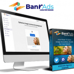BanrAds Ultimate Agency By Kimberly & Danny DeVries Review – OTO #1 Of BanrAds. More Power With Ultimate Agency Upgrade For More Clients. Create Client Designs in Minutes & Share on Social Media & Websites