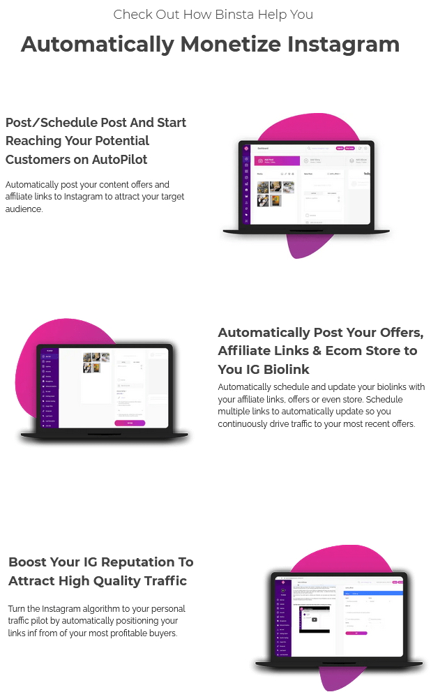 Binsta App By Ugoo Carson Review